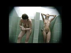 Rejtett kamera a nyilvános zuhany bvr